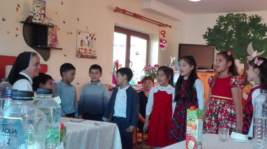 "asa de tip familial ,,Maica Domnului"" – Cluj-Napoca"